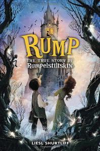 MG Book Review – Rump: The True Story of Rumplestiltskin by @LieslShurtliff