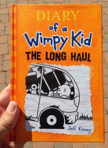Diary Of A Wimpy Kid Book Release Date