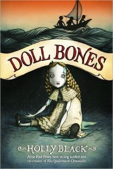 MG Book Review: Doll Bones by Holly Black
