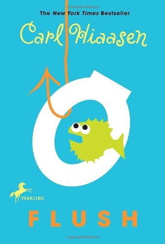MG Book Review: Flush by Carl Hiaasen