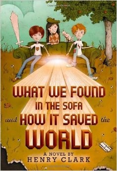 MG Review: What We Found in the Sofa and How it Changed the World by Henry Clark