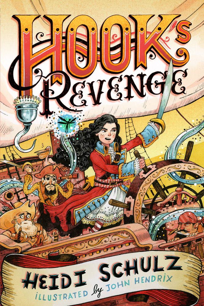 Hook's Revenge by Heidi Schulz