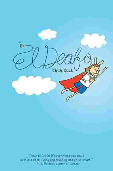 MG Book Review – El Deafo by Cece Bell