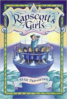 MG Book Review: Ms. Rapscott 's Girls by Elise Primavera