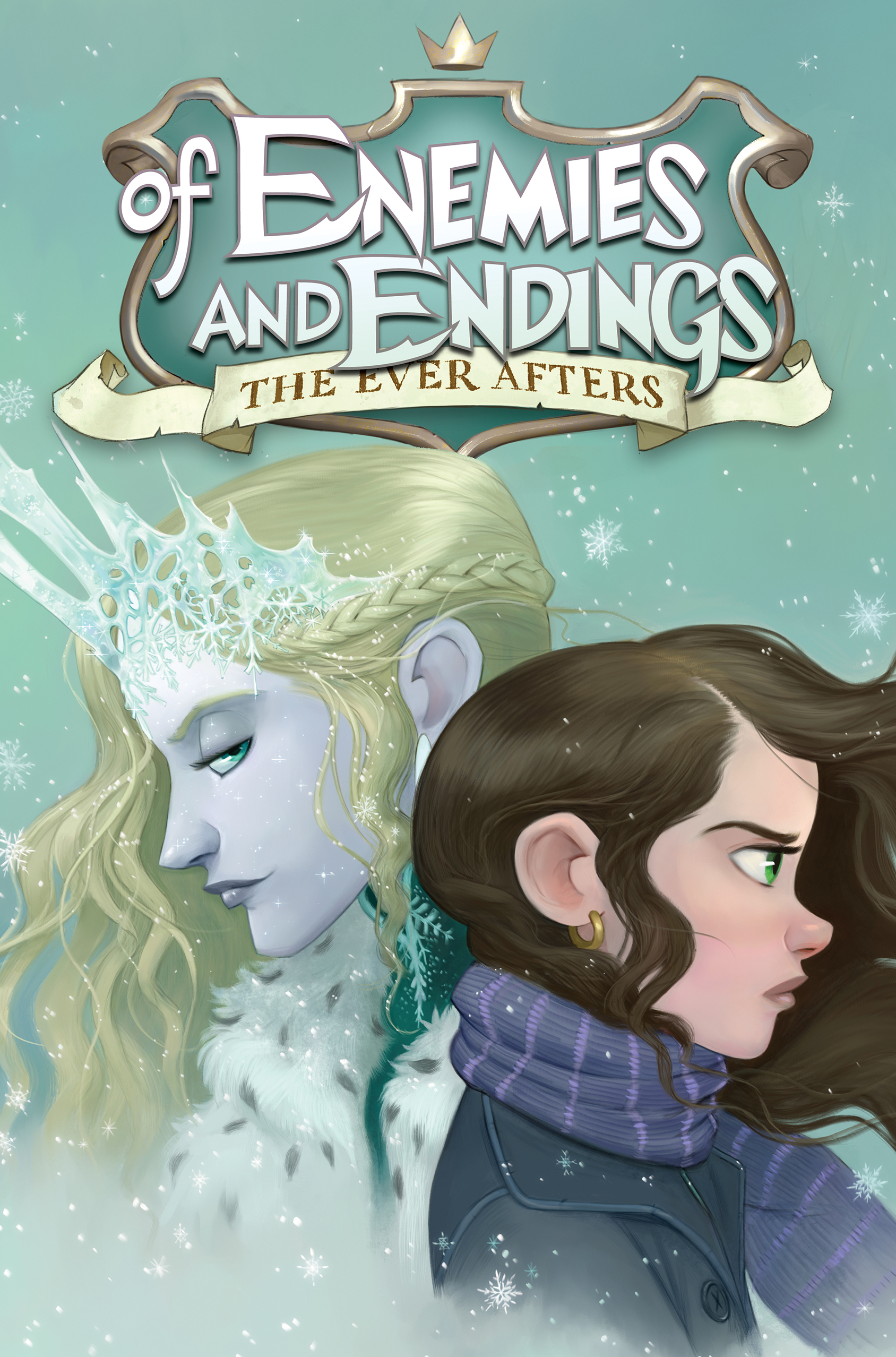 MG Book Review: Of Enemies and Endings by Shelby Bach