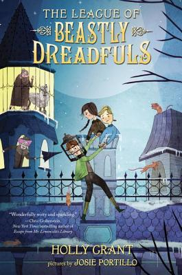 MG Book Review: The League of Beastly Dreadful by Holly Grant