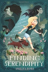 MG Book Review: Finding Serendipity by Angela Banks