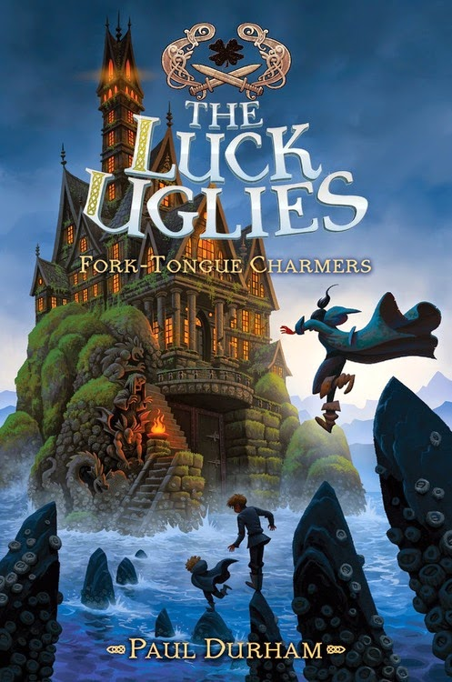 MG Book Review: Luck Uglies #2: Fork-Tongue Charmers by Paul Durham