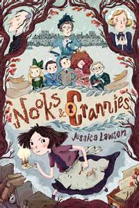 MG Book Review: Nooks & Crannies by Jessica Lawson