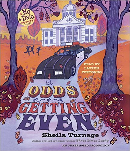 Happy Release Day – THE ODDS OF GETTING EVEN!