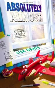 MG Book Review: Absolutely Almost by Lisa Graff