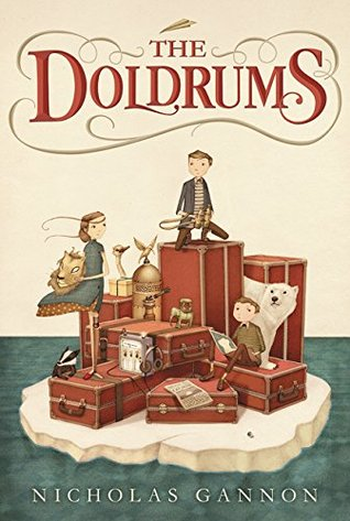 MG Book Review: The Doldrums by Nicholas Gannon