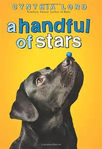MG Book Review: A Handful of Stars by Cynthia Lord