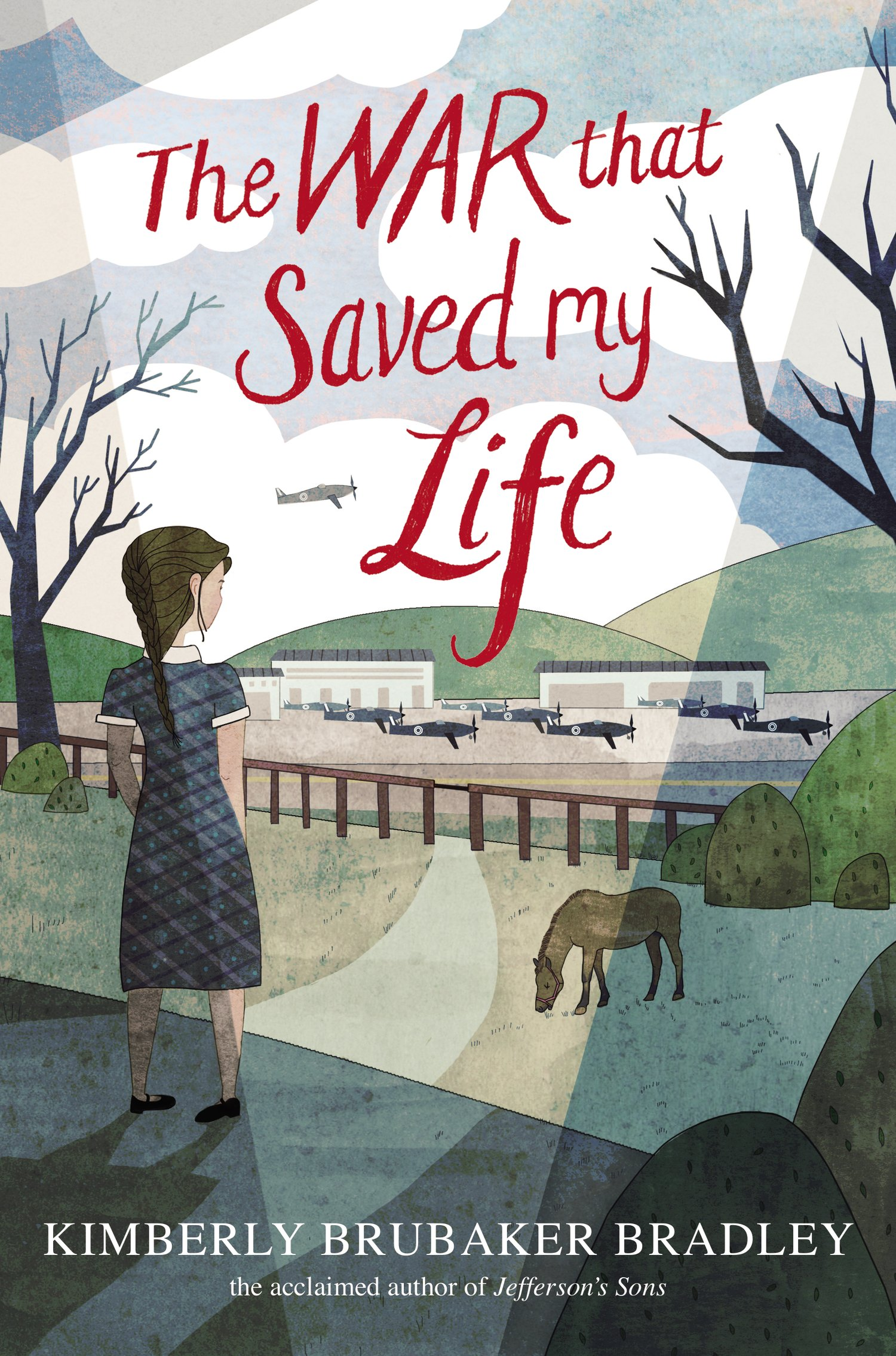 MG Book Review: The War that Saved My Life by Kimberly Brubaker Bradley