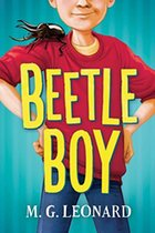 MG Book Review: Beetle Boy by M. G. Leonard