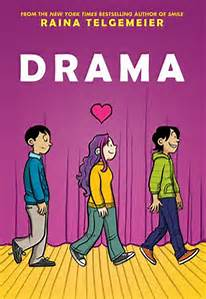 Drama by Raina Telgemeier