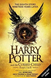 Harry Potter & the Cursed Child by J.K. Rowling