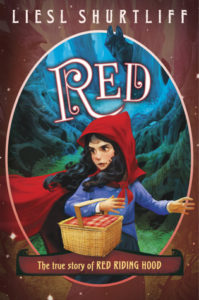 Red by Liesl Shurtliff