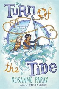 Turn of the Tide by Rosanne Parry