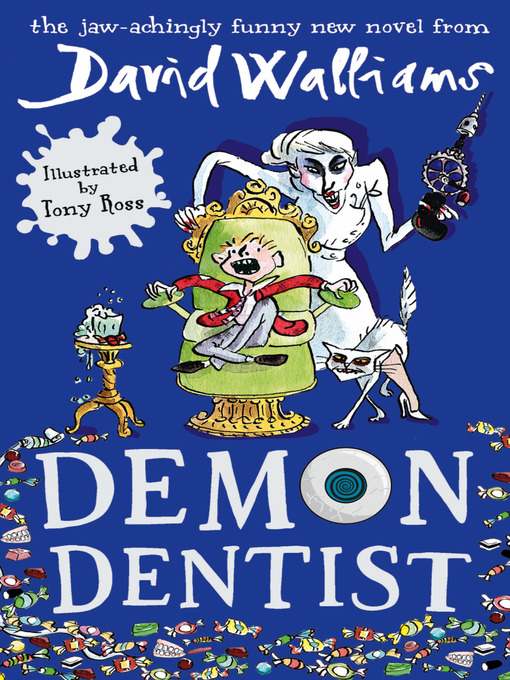 MG Book Review: Demon Dentist by David Walliams