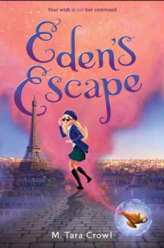 MG Book Release – Eden's Escape by M. Tara Crowl