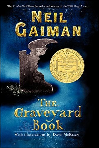MG Book Review: The Graveyard Book by Neil Gaiman