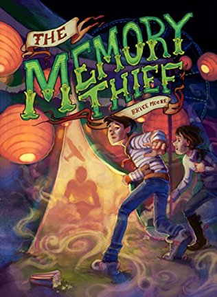 MG Book Review – The Memory Thief by Bryce Moore