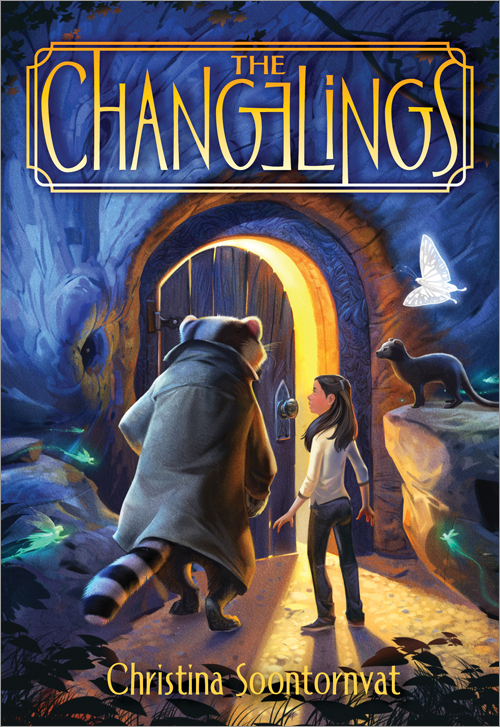 MG Book Launch: The Changlings by Christina Soontornvat