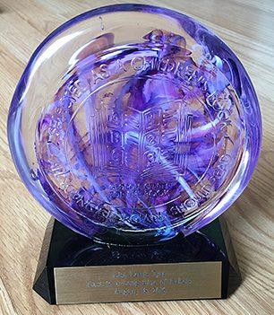 MG News Alert: Mafia Member Wins Award!