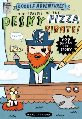 MG Book Review: The Pursuit of the Pesky Pizza Pirate by Mike Lowery