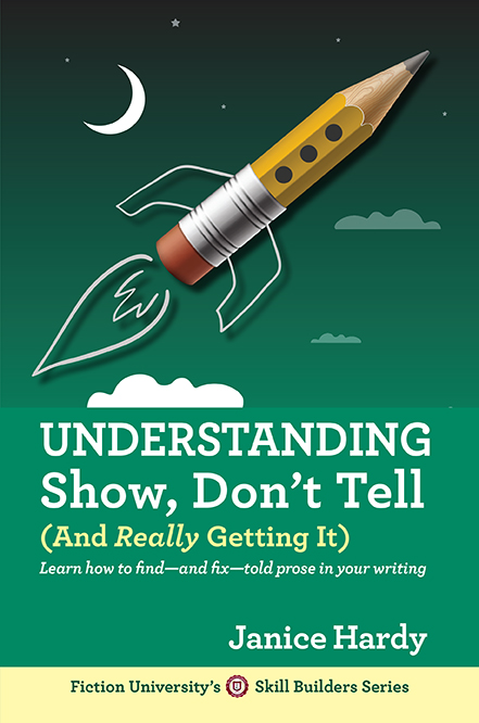 The Write Tip: Why We Tell, Instead of Show in Our Writing