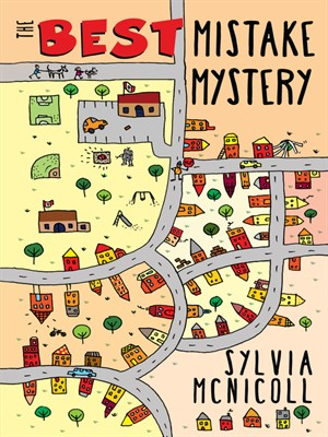MG Book Review: The Best Mistake Mystery by Sylvia McNicoll