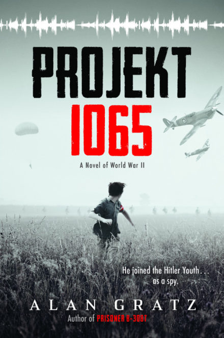 MG Book Review: Projekt 1065 by Alan Gratz