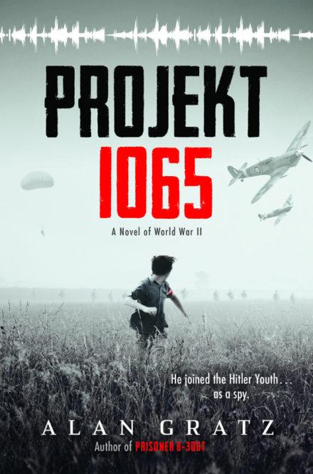 MG Book Review: Projekt 1065 by Alan Gratz