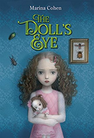 MG Book Review: The Doll's Eye by Marina Cohen