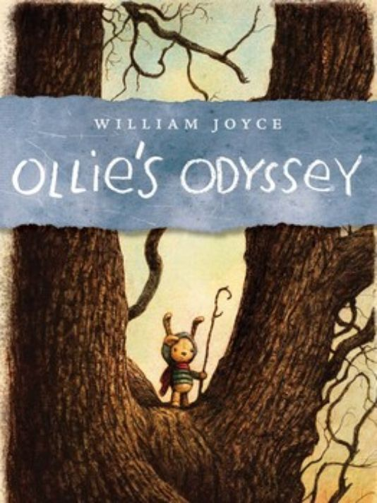 MG Book Review: Ollie's Odyssey by William Joyce