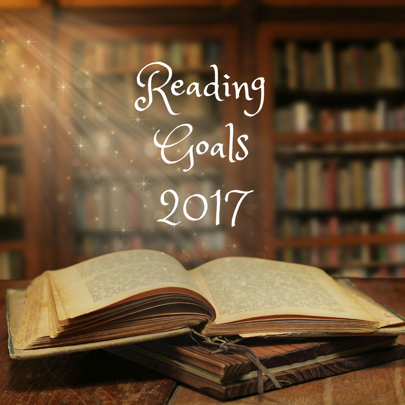 Mafia Reading Goals, 2017