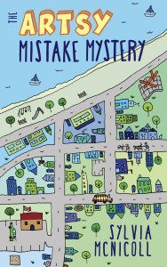 The Artsy Mistake Mystery by Sylvia McNicoll