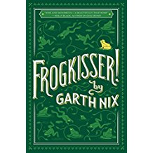 MG Book Review: Frogkisser by Garth Nix