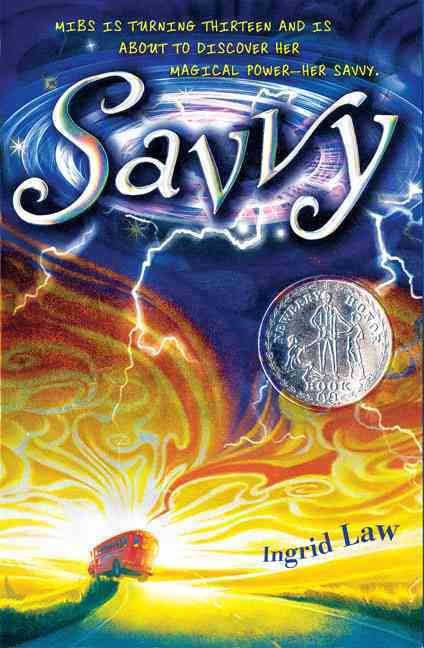 MG Book Review: Savvy by Ingrid Law