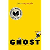 MG Book Review: Ghost by Jason Reynolds
