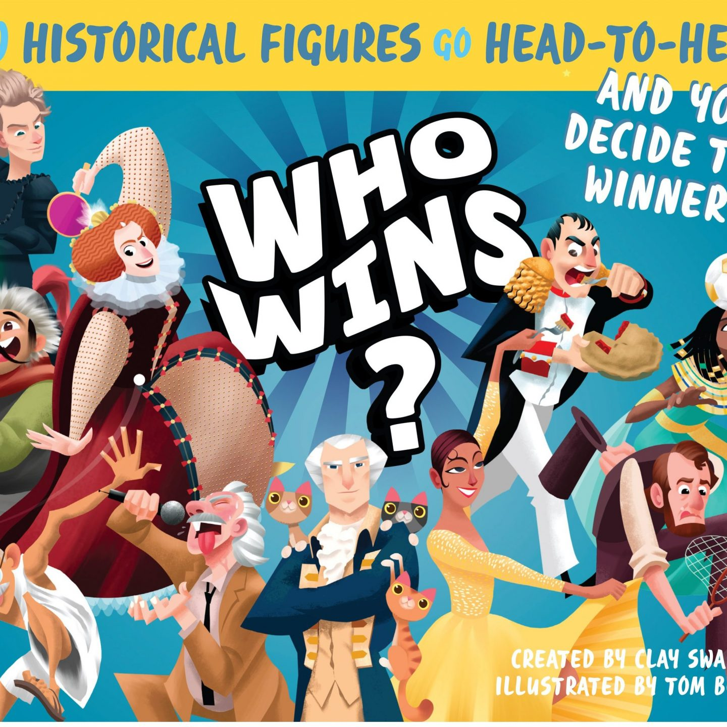 MG Book Review: Who Wins? by Clay Swartz