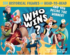 Who Wins by Clay Swarts