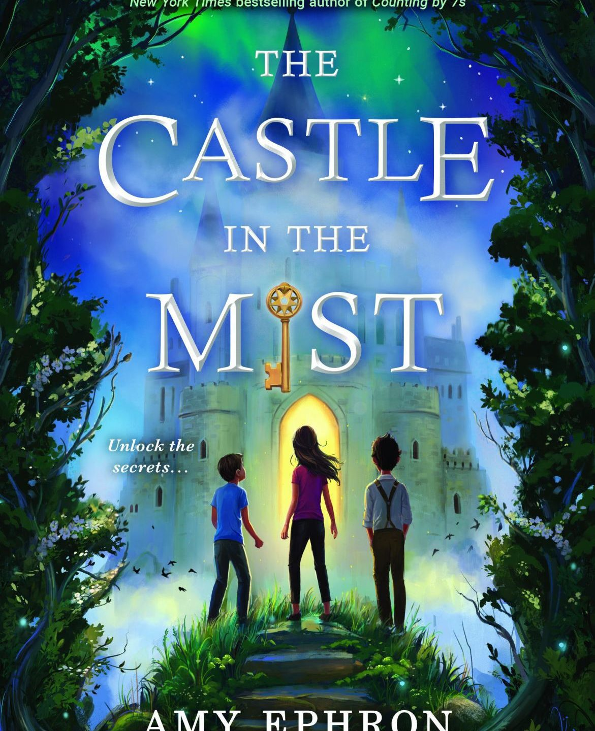 MG Book Review: The Castle in the Mist by Amy Ephron
