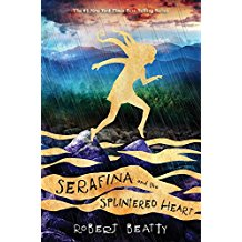 MG Book Review: Serafina and the Splintered Heart by Robert Beatty
