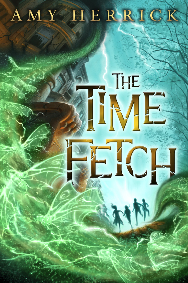 MG Book Review: The Time Fetch by Amy Herrick