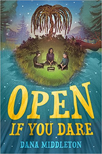 MG Book Review – Open If You Dare by Dana Middleton