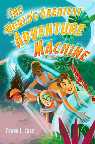 MG Book Review: The World's Greatest Adventure Machine by Frank L. Cole