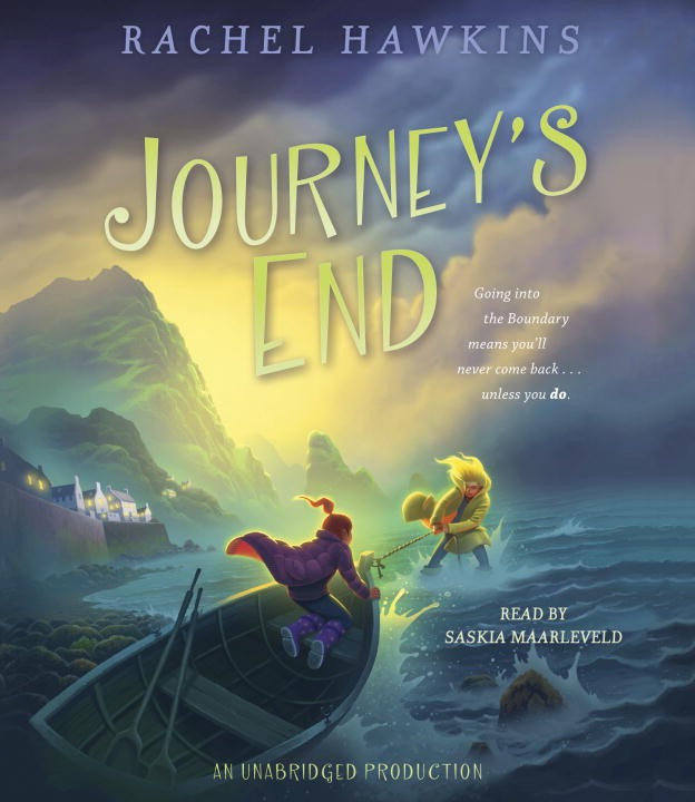 MG Book Review: Journey's End by Rachel Hawkins