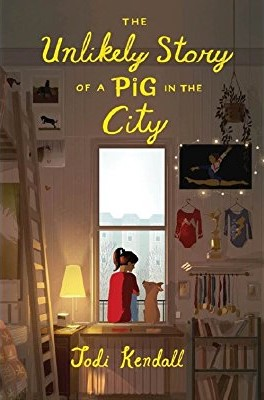 MG Book Launch: The Unlikely Story of a Pig In the City by Jodi Kendall